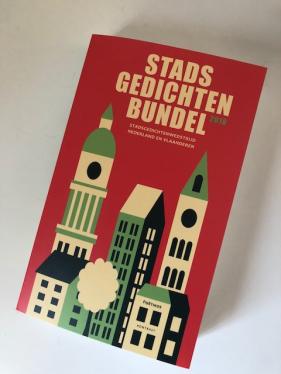 Stadsgedichtenbundel 2018 rood