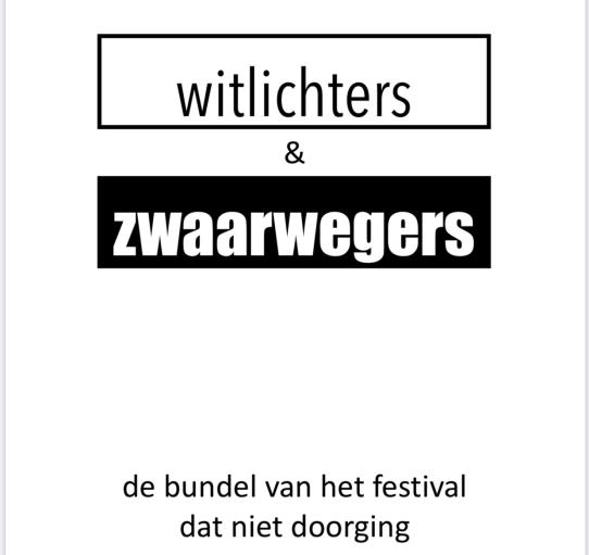 Voorblad bundel Haarlemse Dichtlijn
